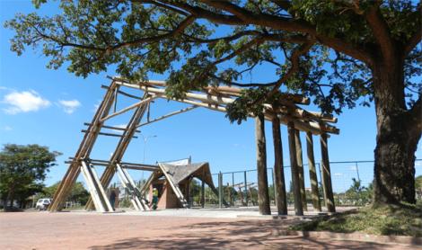 Parque Urbano La estrella del Oriente
